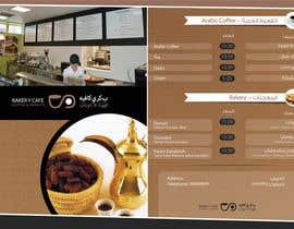 #16 untuk Design a Flyer and menue for a coffee shop oleh SerMigo