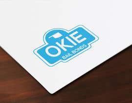 nº 265 pour OKIE BAIL BONDS Logo Concept Design Contest par nafisjany