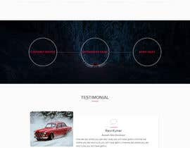 nº 7 pour Redesign My homepage - I need something modern and standout par Pandasofts2013