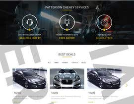 #11 para Redesign My homepage - I need something modern and standout de sunil8986