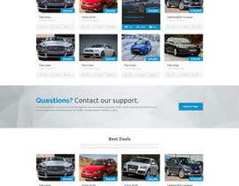 nº 3 pour Redesign My homepage - I need something modern and standout par ByteZappers
