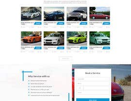 nº 15 pour Redesign My homepage - I need something modern and standout par ByteZappers