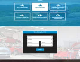 #16 para Redesign My homepage - I need something modern and standout de husainmill