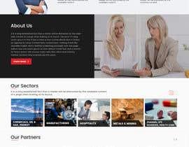 Nro 15 kilpailuun Design a Website Mock käyttäjältä bellalbellal25