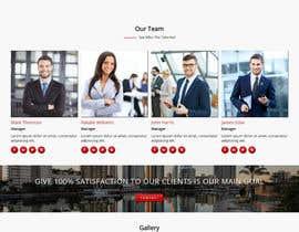 Nro 6 kilpailuun Design a Website Mock käyttäjältä antlogist