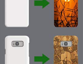 nº 10 pour Create Smart Objects for for phone case so that i can mockup my designs par yeadul
