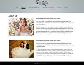 #22 for Create temporary Website (Fashion), urgent by saidesigner87