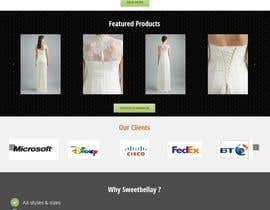 #31 for Create temporary Website (Fashion), urgent by rajbevin