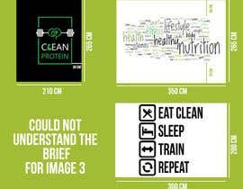 Nro 4 kilpailuun Poster designs käyttäjältä princessbadal