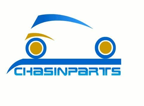 Konkurrenceindlæg #408 for Logo Design for ChasinParts