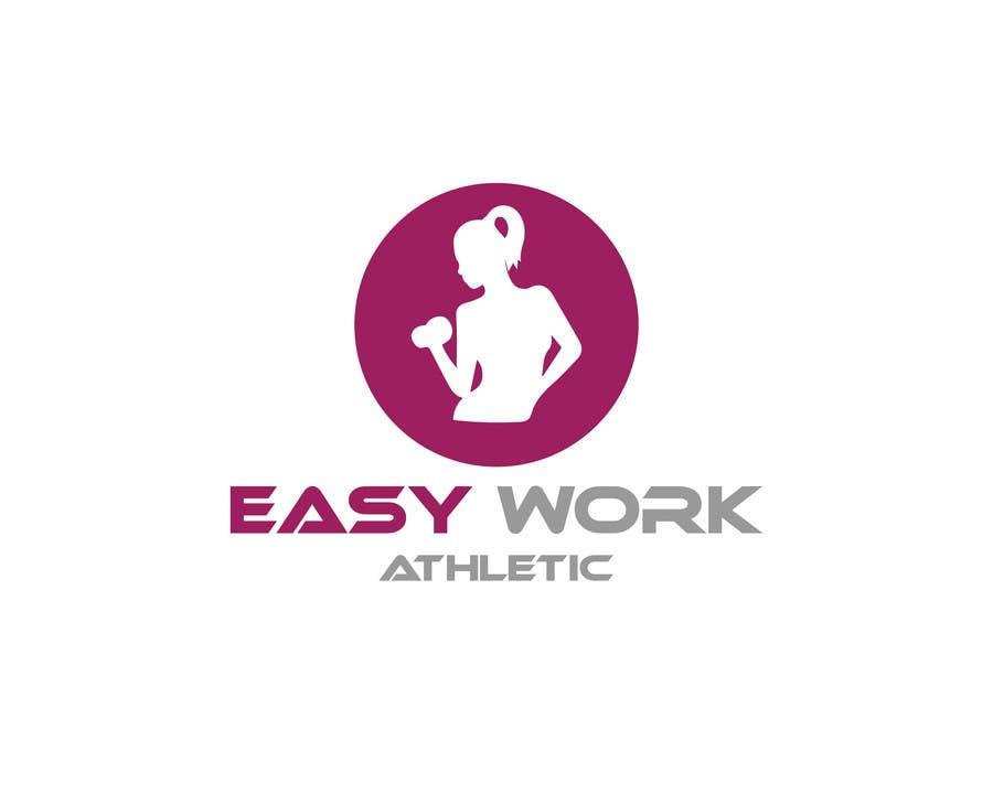 Kilpailutyö #22 kilpailussa logo design for fitness training mobile app