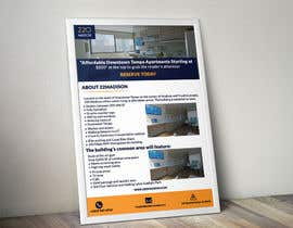 nº 82 pour Create Marketing Flyer to for Future Apartment Complex par WillPower3