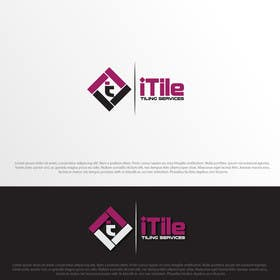 #105 for Design a logo for iTile Tiling Services by sonu2401
