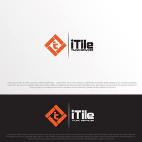 #106 for Design a logo for iTile Tiling Services by sonu2401