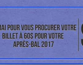 nº 9 pour Design a Facebook image / Ticket sale par princessbadal