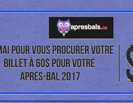 nº 10 pour Design a Facebook image / Ticket sale par princessbadal