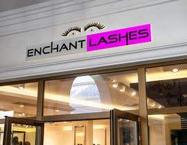 #8 for Enchant Lashes Need A Logo Design by mdarmanngn