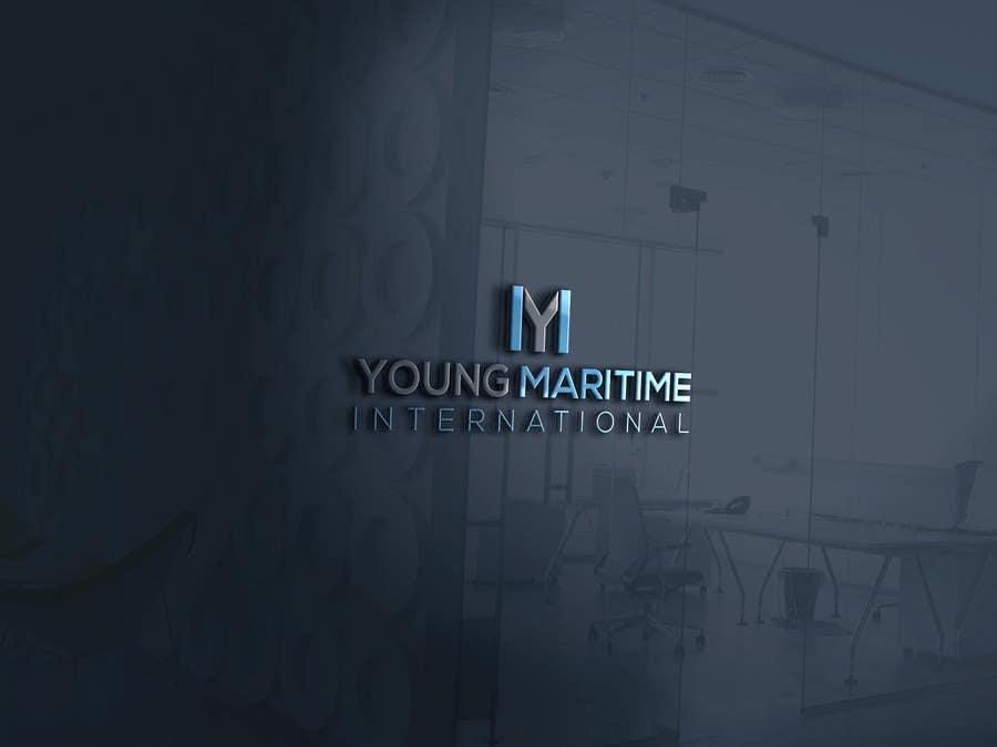 Kilpailutyö #                                        63                                      kilpailussa                                         Design a Logo voor YM
