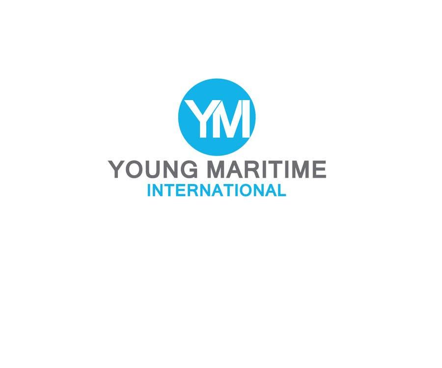 Kilpailutyö #                                        12                                      kilpailussa                                         Design a Logo voor YM
