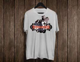 #70 for Dog T-shirt/ bandana design with western flair by Gezmins