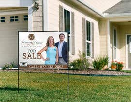 #46 for I need some Graphic Design- Real Estate Sign by TDuongVn