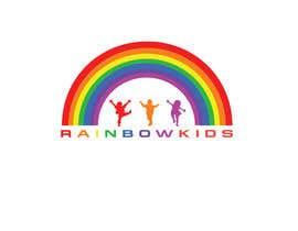 #13 for Logo design for rainbowkids by ZeeshanZeeshan89