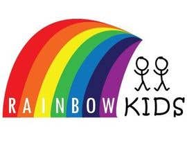 #72 for Logo design for rainbowkids by taleiter