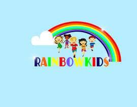 nº 65 pour Logo design for rainbowkids par evanakhanum