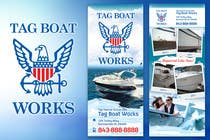 Contest Entry #1 for Graphic Design for Tag Marine Group DBA Tag Boat Works