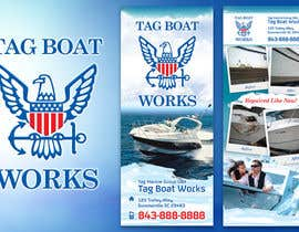 #1 para Graphic Design for Tag Marine Group DBA Tag Boat Works por solidussnake