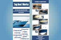 Contest Entry #4 for Graphic Design for Tag Marine Group DBA Tag Boat Works