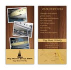 Contest Entry #8 for Graphic Design for Tag Marine Group DBA Tag Boat Works