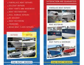 #19 untuk Graphic Design for Tag Marine Group DBA Tag Boat Works oleh pris