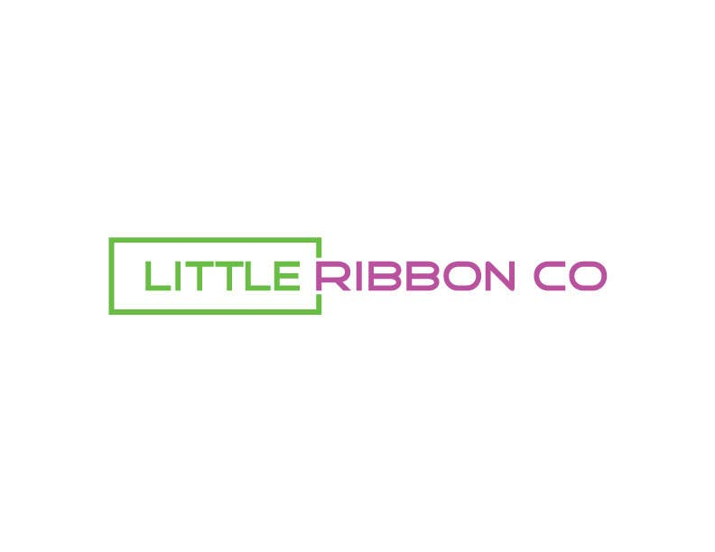 Proposition n°215 du concours Design a Logo- Little Ribbon Co.