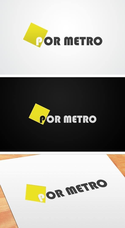 Proposition n°79 du concours DISEÑO LOGO POR METRO
