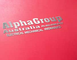 #15 for Alpha group by AleeStudio