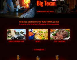 #38 for Western / Rustic Style Website Design & Subpage by yash140498