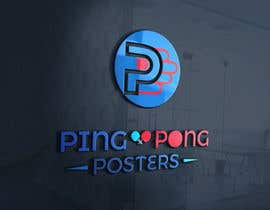 #160 for Logo for posters ecommerce by zalamichentoufi