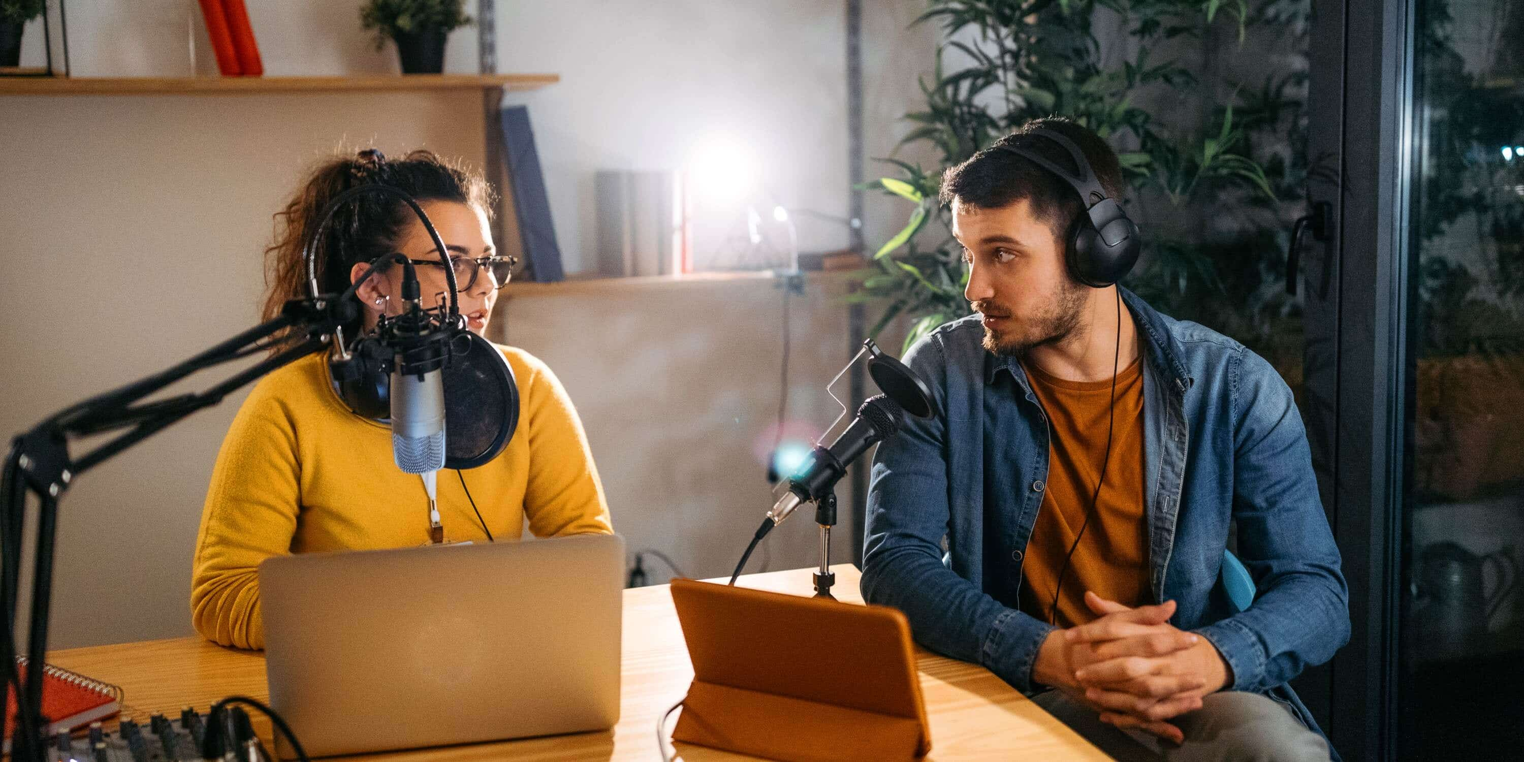 Cover photo for How to start your own podcast