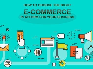 eCommerce business.