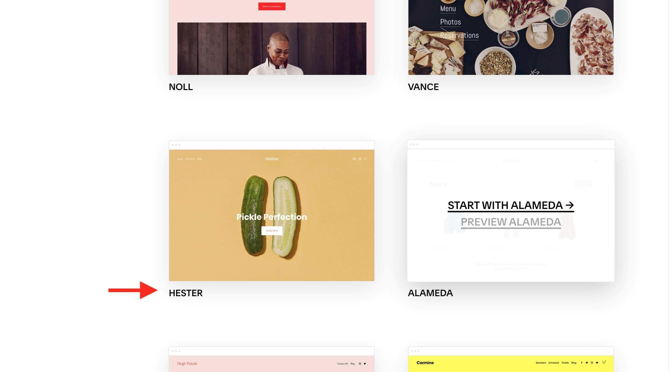 weebly web design