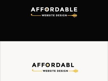 Affordable websites design.