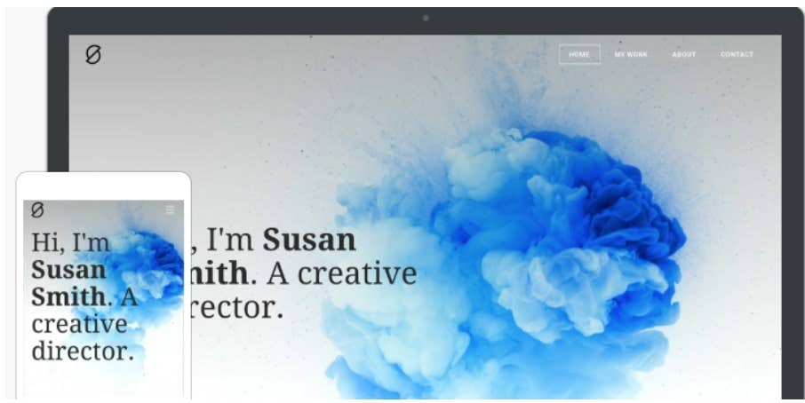 weebly template susan smith