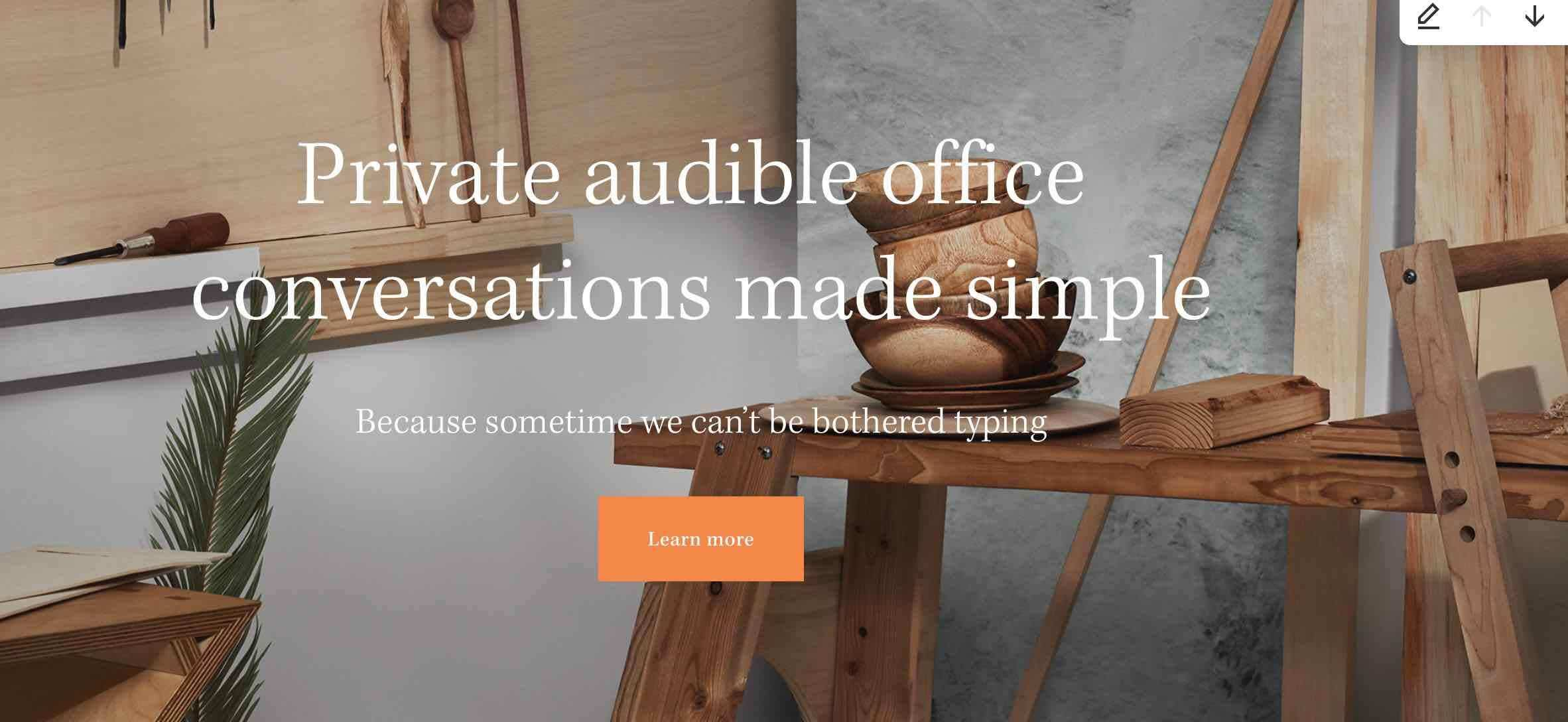 how to build a business website with squarespace