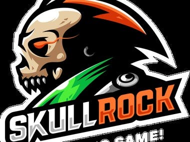 Gaming Logo for Skull Lovers....
