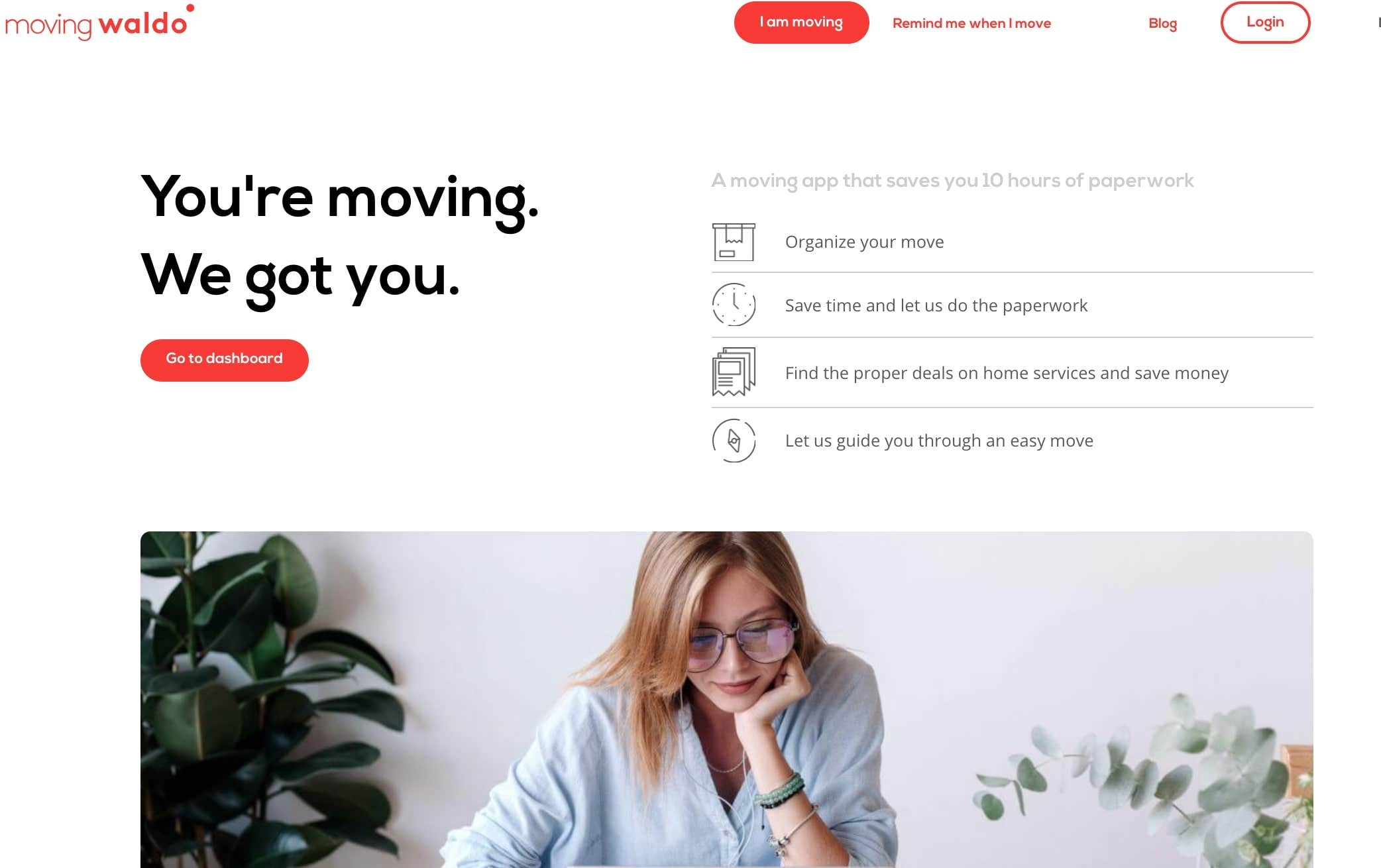 best small business websites movingwaldo