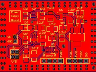 I have designed many 2 layer , 3 layer and 4 layer PCBs and created custom BOM files for different projects.I have also designed high frequency PCBs for EEG devises .