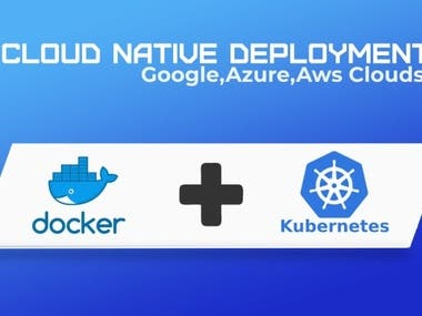 I am proficient in Docker, Kubernetes, Jenkins CI/CD Pipeline for code deployment and Full Stack Developer. I have experience working with apps in which they run in stand-alone containers, communicate with each other, scale and orchestrate using Kubernetes.  The package may include:  Dockerfile  Docker-compose file (if multiple apps)  Kubernetes resource YAML files