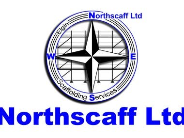 Scaffolding Business Logo in the UK