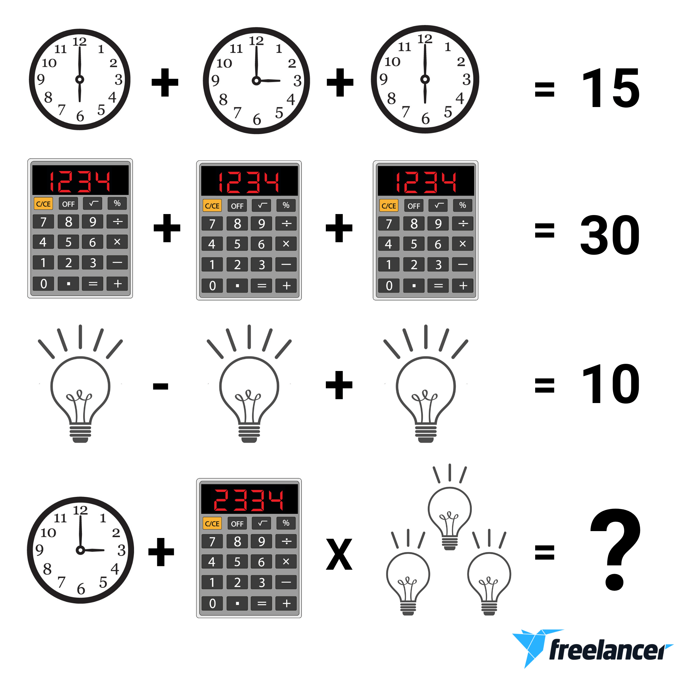 freelancer math competition